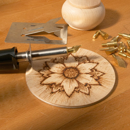 Wood Burning Techniques ~ Teach a woodworking class dabble