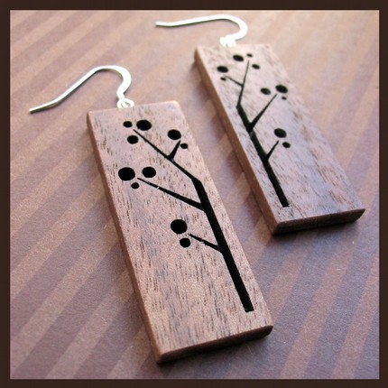 Teach a woodworking class dabble for How to make a wooden pendant